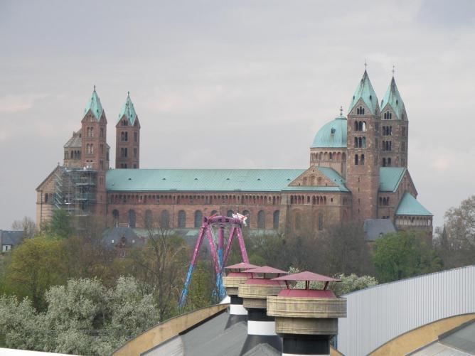 Cathédrale de Speyer