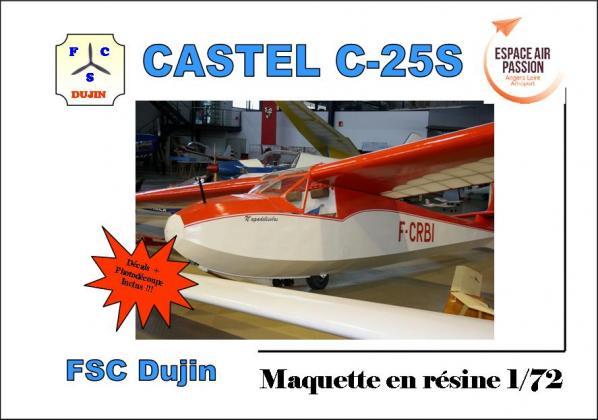 Box art castel c25s gppa