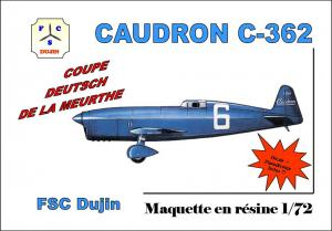 Box art caudron 362