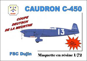Box art caudron 450