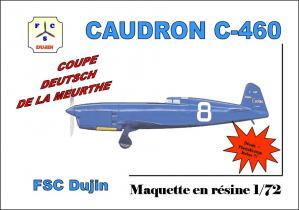 Box art caudron 460