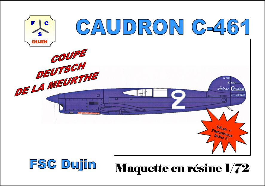 Box art caudron 461