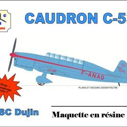 Box art caudron 530