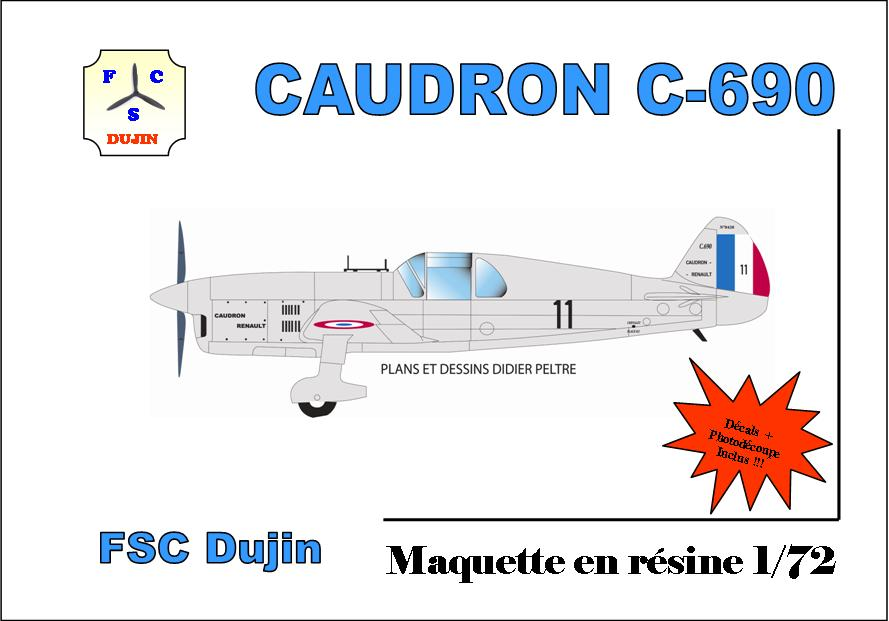 Box art caudron 690