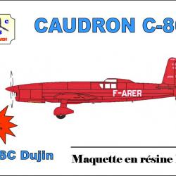 Box art caudron 860