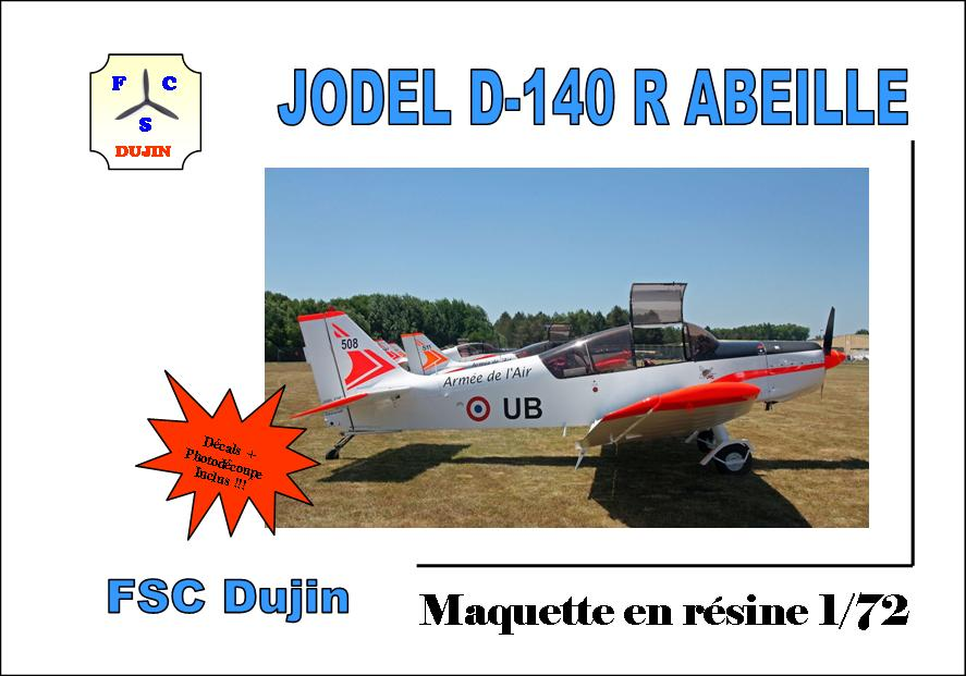 Box art jodel d140r abeille