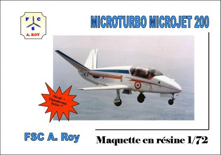 Box art microjet