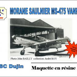 Box art ms 475 vanneau