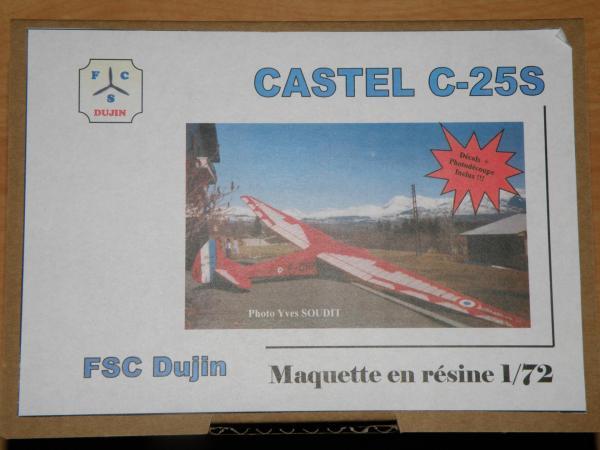 Box art castel c25