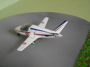 Microjet Bouissac 1