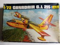Canadair cl 215 Heller, plastique 12 €