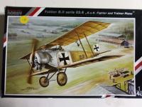 1/48, Fokker B.II, S Hobby, Injecté, 8 €