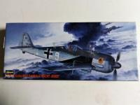 fw-190A-8, Hasegawa, Injecté, 8 €