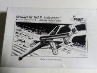 He-162B, Planet Model, Résine, 8 €