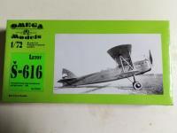 Letov S-616, Omega Model, Résine, 8 €