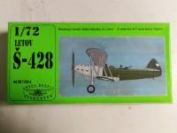 Letov S-428, Omega Model, Résine, 8 €