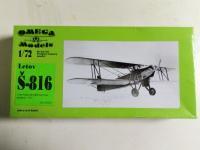 Letov S-816, Omega Model, Résine, 8 €