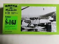 Letov S-16J, Omega Model, Résine, 8 €