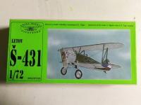Letov S-431, Omega Model, Résine, 8 €