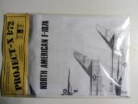 F-107, project X, Vacu, 5 €