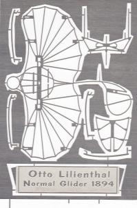 Lilienthal glider 1894