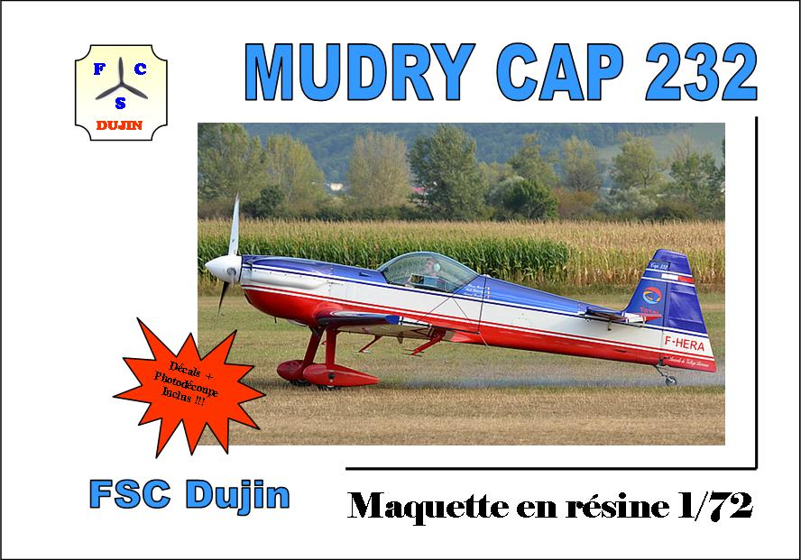 Box art cap 232 total bleu