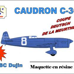 Box art caudron 366