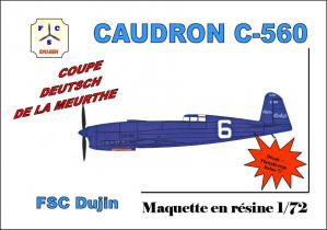 Box art caudron 560