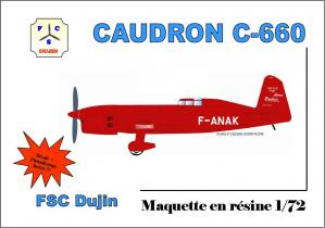 Box art caudron 660