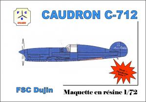 Box art caudron 712
