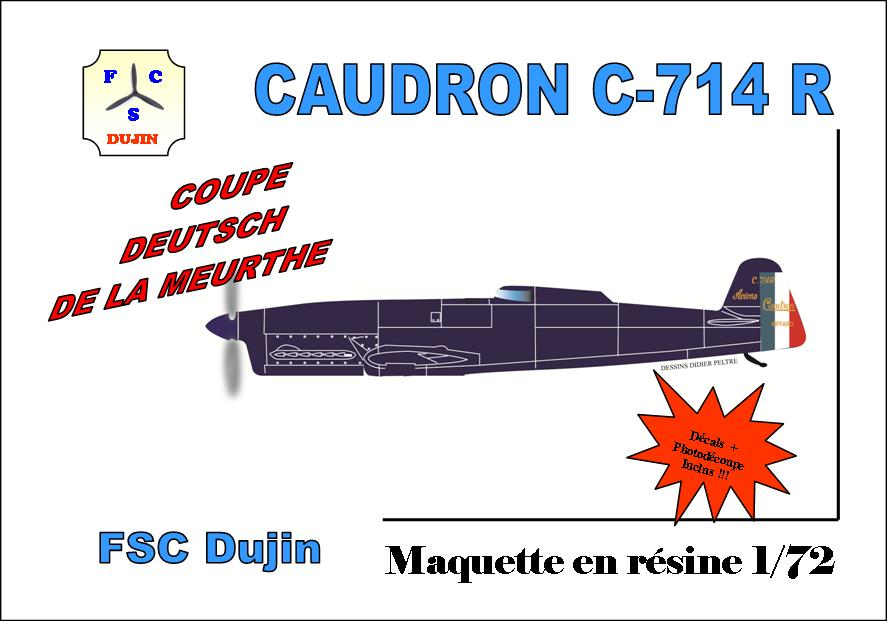 Box art caudron 714r