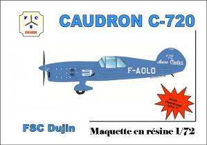 Box art caudron 720