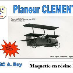 Box art clement 1922