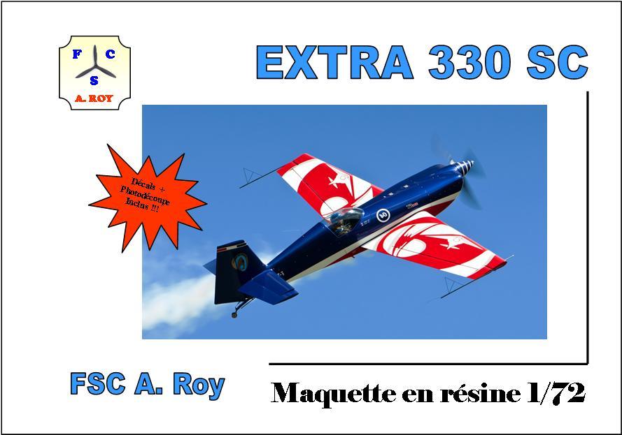 Box art extra 330sc