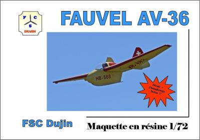 Box art fauvel av 36