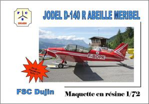 Box art jodel d140r meribel