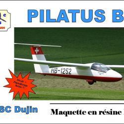 Box art pilatus b4