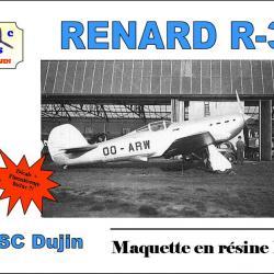 Box art renard r36
