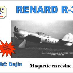Box art renard r37