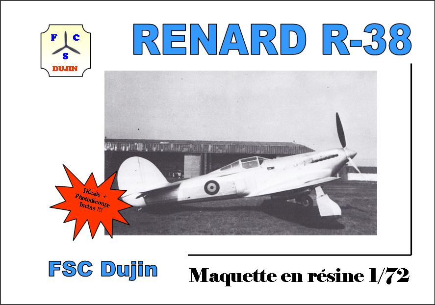 Box art renard r38 1
