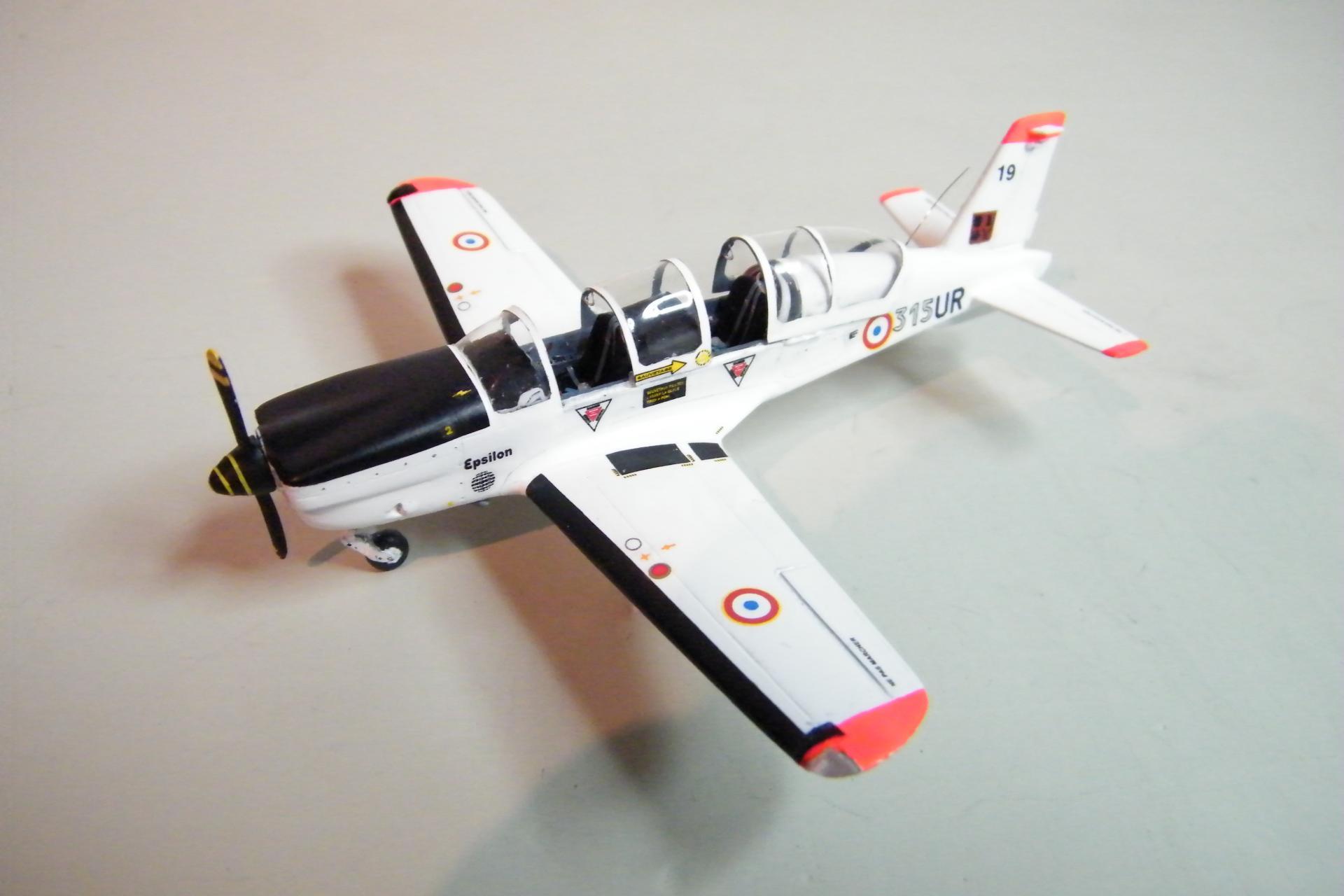 TB-30 Epsilon Jean Pierre Hugon