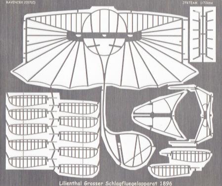 Lilienthal schlagfluegelapparat